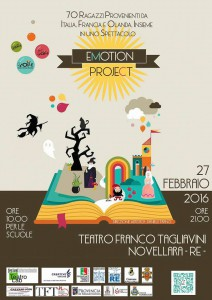 Emotion Project Locandina