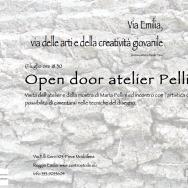 Open door atelier Pellini