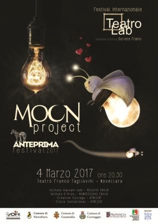 SITO Moon Project Anteprima Festival
