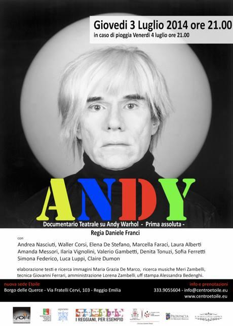 Andy locandina