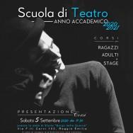 Scuola di Teatro 2020-2021