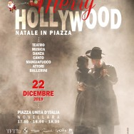 Merry Hollywood – Natale in Piazza a Novellara