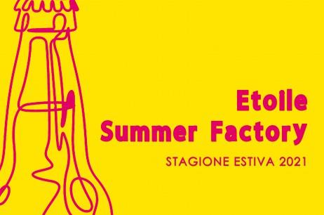 ETOILE SUMMER FACTORY – ESTIVA 2021